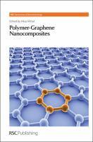 Cover image for Polymer-graphene nanocomposites