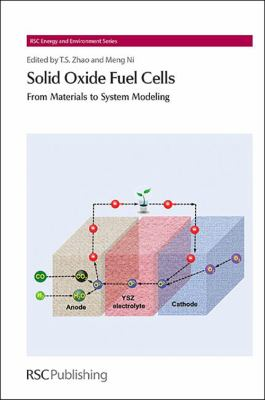 Cover image for Solid oxide fuel cells : from materials to system modeling