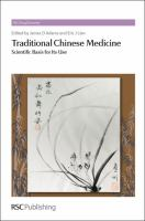 Cover image for Traditional Chinese medicine : scientific basis for its use