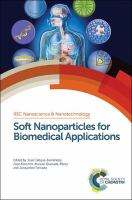 Cover image for Soft nanoparticles for biomedical applications