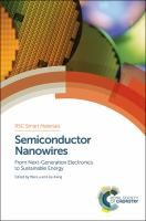 Cover image for Semiconductor nanowires : from next-generation electronics to sustainable energy