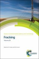 Cover image for Fracking