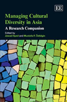 Cover image for Managing cultural diversity in Asia : a research companion