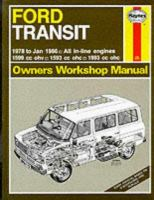 Cover image for Ford transit owners workshop manual