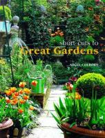 Cover image for Short cuts to great garden