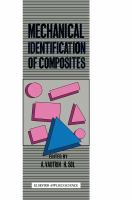 Cover image for Mechanical identification of composites