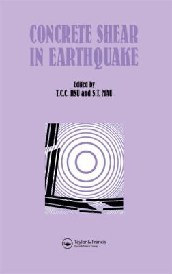 Cover image for Concrete shear in earthquake