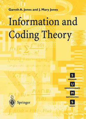 Cover image for Information and coding theory