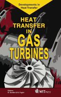 Cover image for Heat transfer in gas turbines