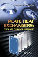 Cover image for Plate heat exchangers : design, applications and performance