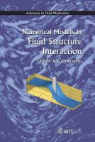 Cover image for Numerical models in fluid-structure interaction