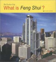 Cover image for What is Feng Shui!
