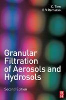 Cover image for Granular filtration of aerosols and hydrosols