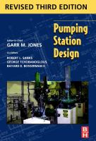 Cover image for Pumping station design