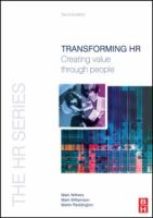 Cover image for Transforming HR : creating value through people