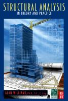 Cover image for Structural analysis : in theory and practice