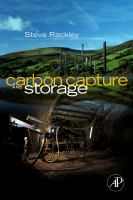 Cover image for Carbon capture and storage