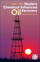 Cover image for Modern chemical enhanced oil recovery : theory and practice