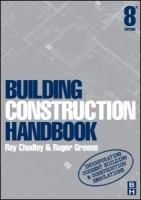 Cover image for Building construction handbook