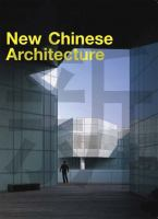 Cover image for New Chinese architecture
