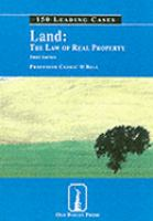 Cover image for Land : the law of real property