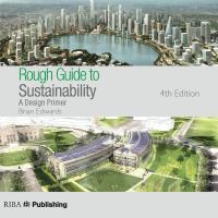 Cover image for Rough guide to sustainability : a design primer