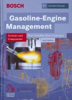 Cover image for Gasoline-engine management