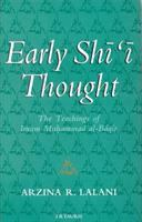 Cover image for Early Shii thought : the teachings of Imam Muḥammad al-Baqir