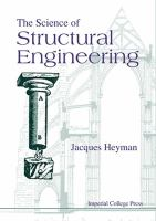 Cover image for The science of structural engineering