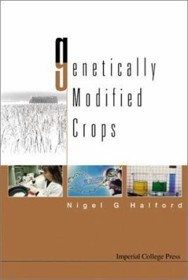 Cover image for Genetically modified crops