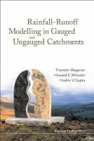 Cover image for Rainfall-runoff modelling in gauged and ungauged catchments