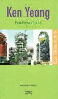 Cover image for Eco skyscrapers