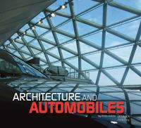 Cover image for Architecture + automobiles
