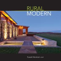 Cover image for Rural modern