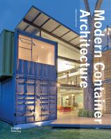 Cover image for Modern Container Architecture