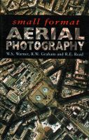 Cover image for Small format aerial photography