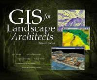 Cover image for GIS for landscape architects