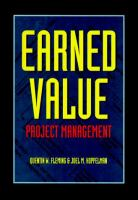 Cover image for Earned value project management