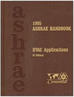 Cover image for ASHRAE handbook : heating, ventilating, and air-conditioning applications