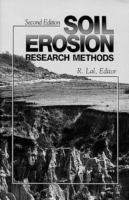 Cover image for Soil erosion research methods