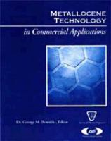 Cover image for Metallocene technology in commercial applications