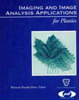 Cover image for Imaging and image analysis applications : for plastics