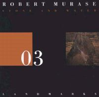 Cover image for Robert Murase : stone and water