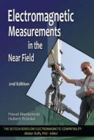 Cover image for Electromagnetic measurements in the near field