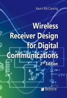 Cover image for Wireless receiver design for digital communications