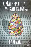 Cover image for Mathematical mosaic : patterns and problem solving