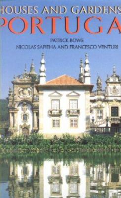 Cover image for Houses and gardens of Portugal