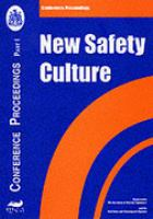 Cover image for New safety culture