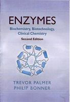 Cover image for Enzymes : biochemistry, biotechnology and clinical chemistry