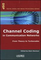 Cover image for Channel coding in communication networks : from theory to turbocodes